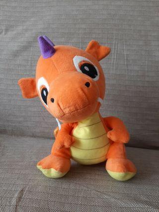 Dragon peluche