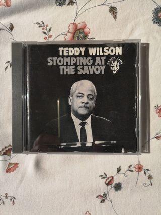 Teddy Wilson - Stomping at The Savoy - JAZZ CD