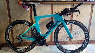 Bicicleta TT Cabra Bike Contrareloj Triatlón