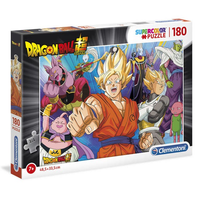 Puzzle Dragon Ball Modelo 1 180Pz