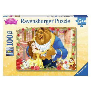 Puzzle La Bella Y La Bestia Disney Xl 100Pz