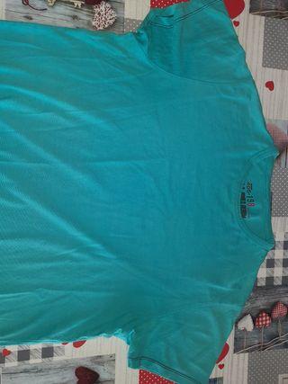 camiseta Jack & Jones denim