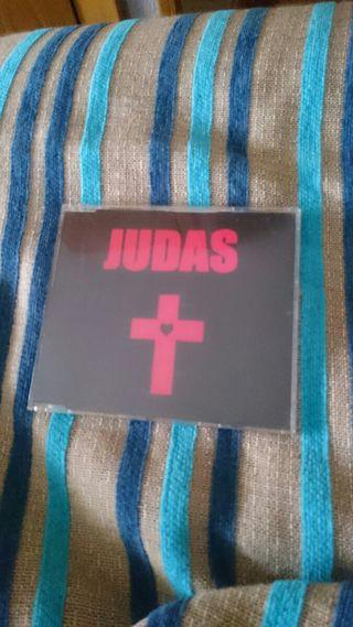 CD single Lady Gaga judas