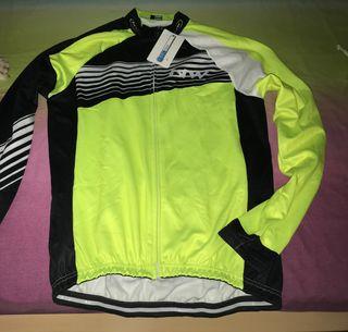 Maillot ciclismo invierno