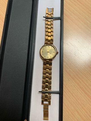 Reloj Bassel bañado en oro
