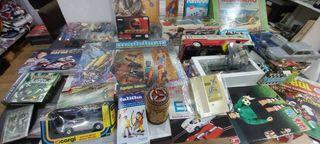 juguetes antiguos Madelman Geyperman Scalextric