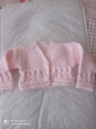 chaquetas bebe