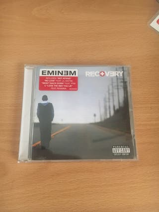 Recovery Eminem CD