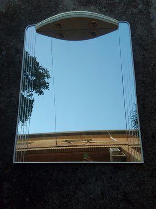 Espejo Camerino vintage ArtDeco Grande