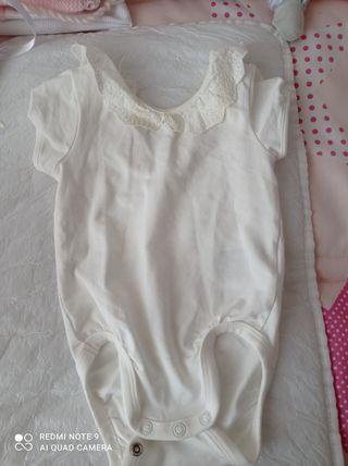 bodies bebé con cuello