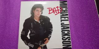 Michael Jackson, BAD, Disco original de vinilo