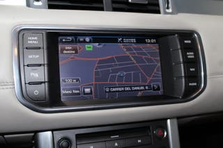 Land Rover Range Rover Evoque 2011