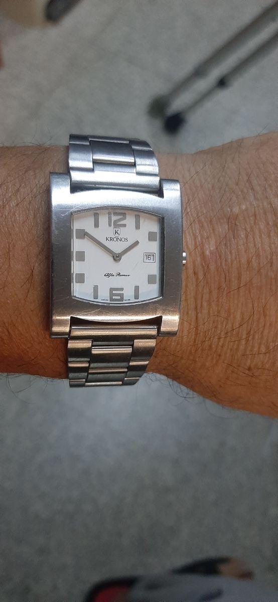 Reloj suizo cuarzo Alfa Romeo