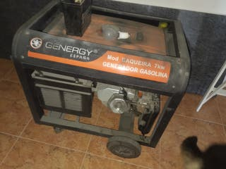 generadores gasolina