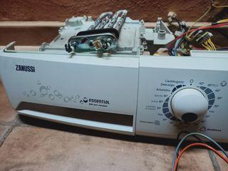 lavadora zanussi 600 Rpm