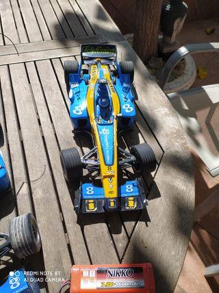 Maquetas de coche de Fernando Alonso