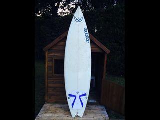 Tabla surf Webber 6-2