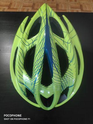 Casco bicicleta CAIRBULL talla M-L 58-62 cm