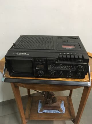 Orion TV Radio Cassette Recorder