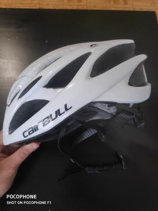 Casco bicicleta CAIRBULL talla S/M 52-58 cm