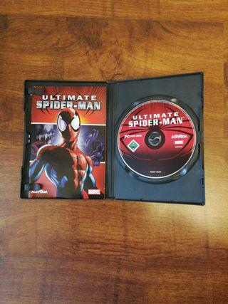 Videojuego PC Ultimate Spiderman