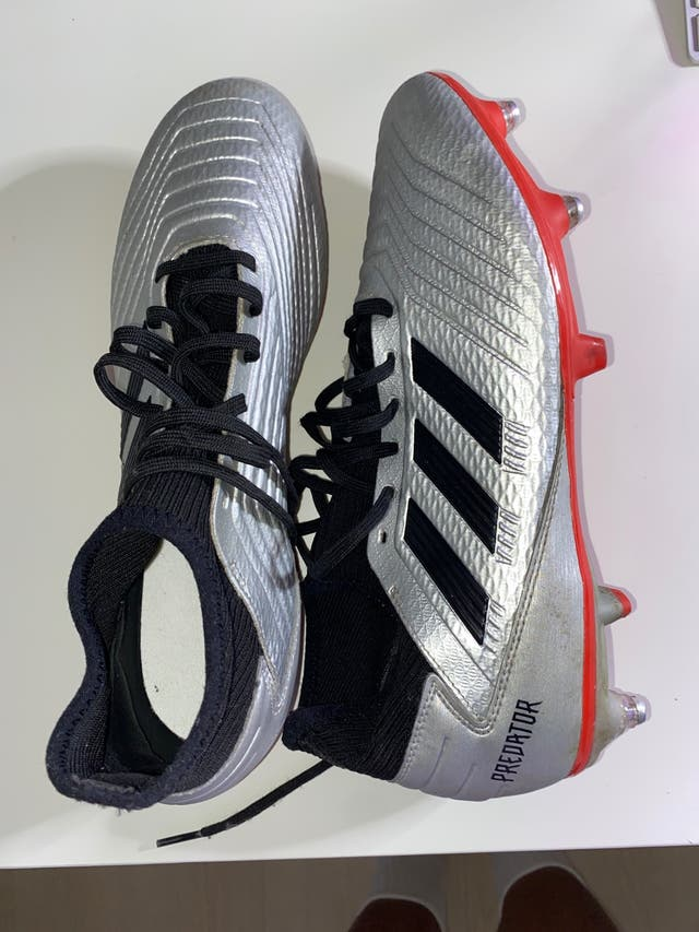 Botas de fútbol Adidas mixtas