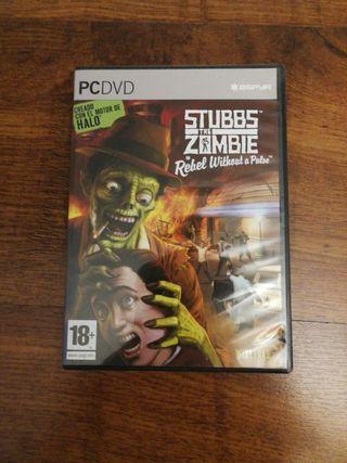 Videojuego PC Stubbs the Zombie
