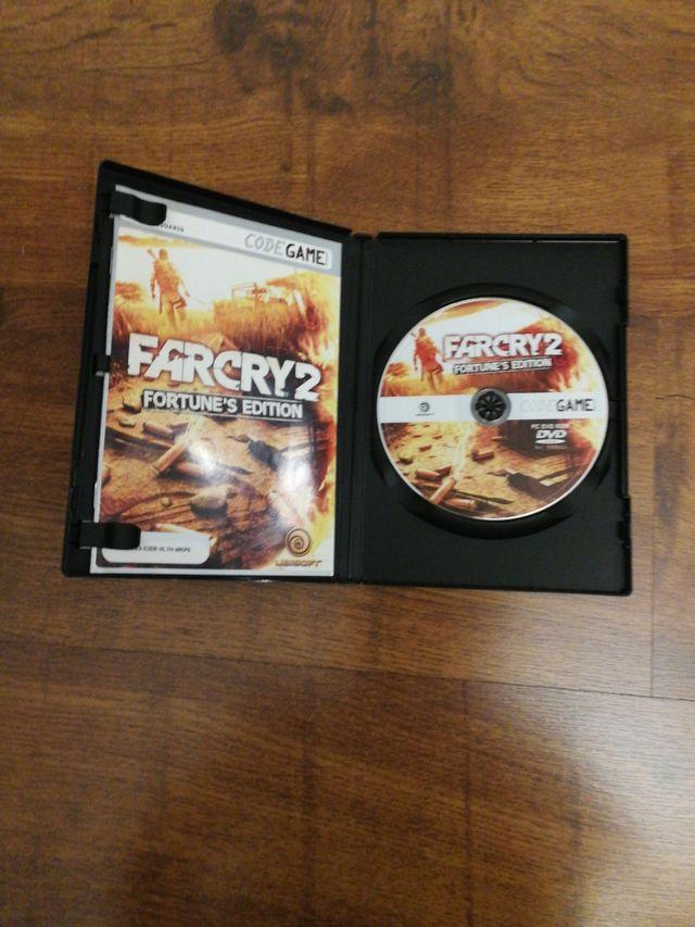 Videojuego PC Farcry 2 Fortune's Edition