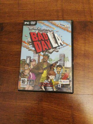 Videojuego PC Bad Day L.A.