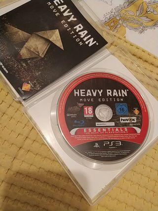 Heavy Rain game