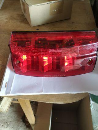 Conductor Rojo Piloto trasero PEUGEOT 206 3//5P 98-/>03