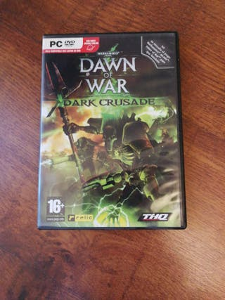PC Warhammer 40.000 Dawn of War Dark Crusade