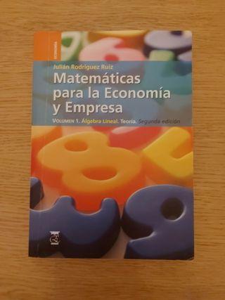 Matemáticas: Álgebra