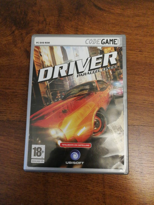 Videojuego PC Driver Parallel Lines