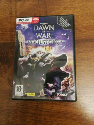 Videojuego PC Warhammer 40.000 Dawn of War Soulsto