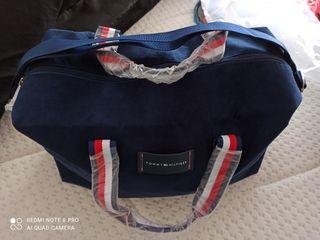 OFERTA bolso de viaje Tommy Hilfiger original