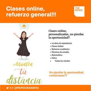 Clases refuerzo