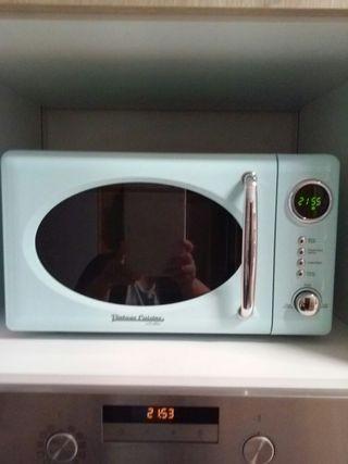 microondas retro