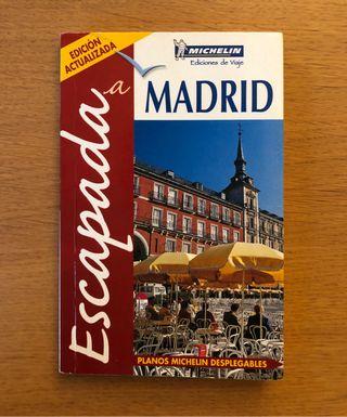 Guía de viajes Escapada a MADRID Michelin