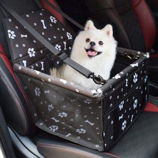 Asiento del Coche de Seguridad para Mascotas Perro