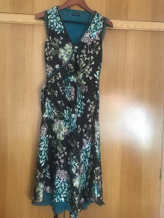 Vestido colección fiesta Massimo Dutti