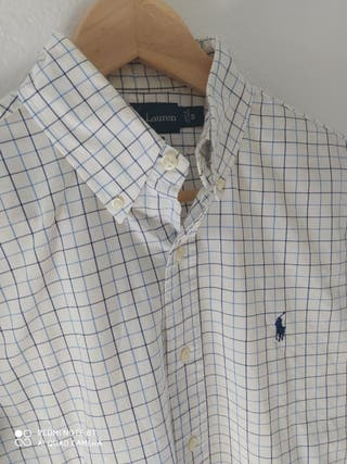Camisa Polo Ralph Laurent talla S