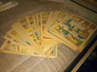 Revistas Infantiles, TBO.