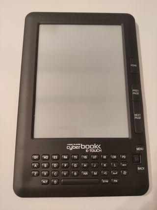 Libro electrónico BestBuy Cyberboom E-Touch