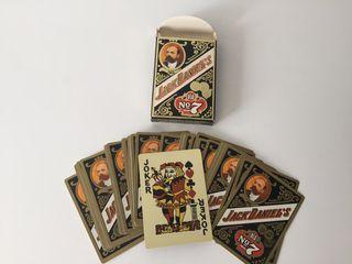 Baraja de cartas poker Jack Daniels (Oficial)