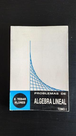 Problemas de Álgebra Lineal Tomo I