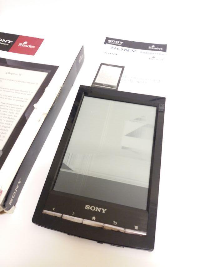 Ebook Reader SONY PRS-71 wifi LIBRO ELECTRONICO