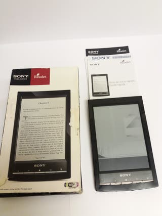 Ebook Reader SONY PRS-71 wifi LIBRO ELECTRONICO