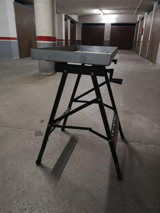 mesa de trabajo minimotos