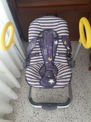 Tumbona bebe